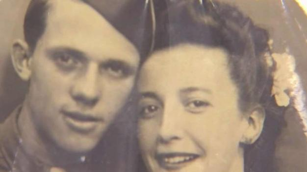 'Only Girl I Did Love': Couple Married for 75 Years