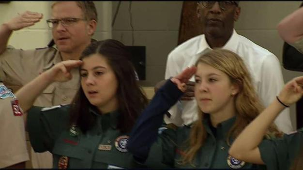 Maryland Troop Welcomes Girls as Part of Boy Scouts