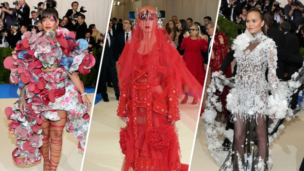Best Red Carpet Looks From the 2017 Met Gala