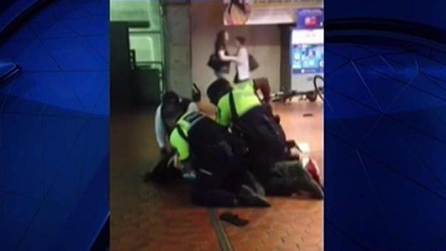 Metro Defends Use of Pepper Spray in Fare Evasion Arrest