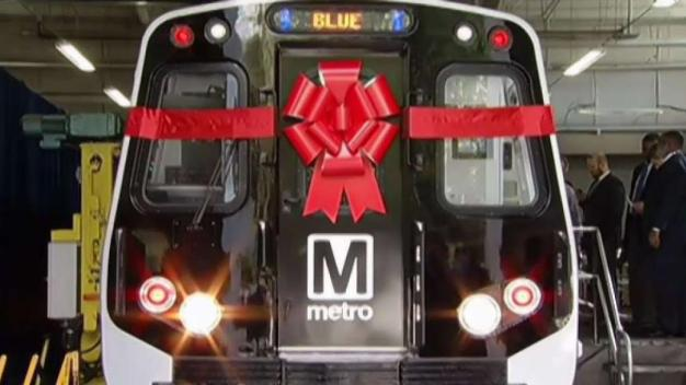 All of Metro's New 7000 Series Rail Cars Need Repairs<br /><br />
