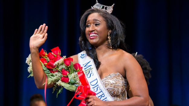 New Miss District of Columbia Crowned