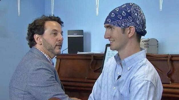 Music Therapy Helps Man Regain Voice After Snowboarding Accident
