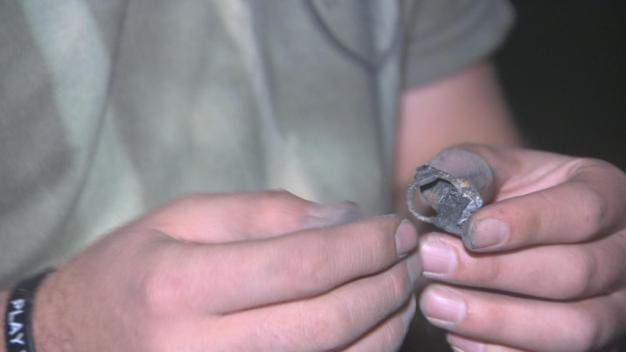 Engagement Ring Survives California Wildfire