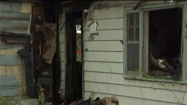 Neighbor Says He Tried to Save Elderly Man Killed in Fire