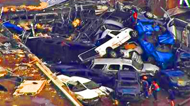 WATCH: Death Toll Climbs to 51 in Oklahoma Tornado
