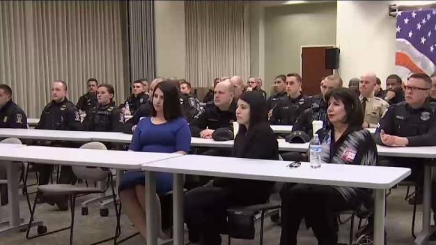Officer Noah Leotta's Father Addresses Alcohol Task Force