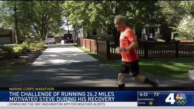 Organ Recipient Running in Marathon to Fundraise, Inspire