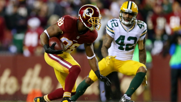 Redskins' Playoff Dreams End With Loss to Packers