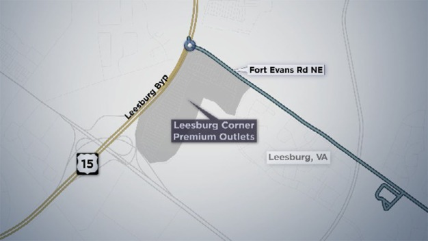 Man Struck by Vehicle in Leesburg in Critical Condition