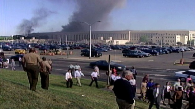 First Responders Recall 9/11 Pentagon Attack