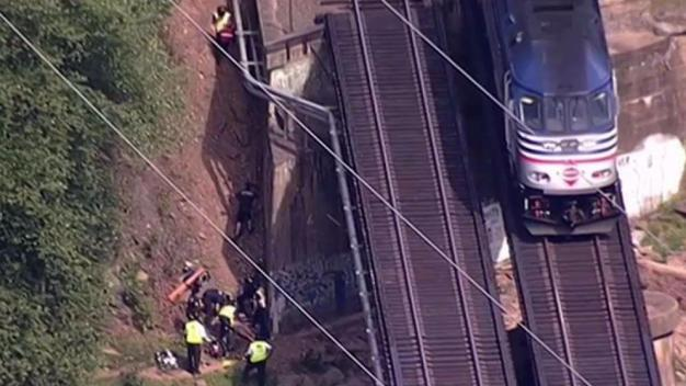 Person Struck, Killed by VRE Train