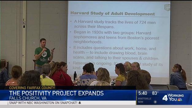 Program That Helps Young People Expands in Fairfax County