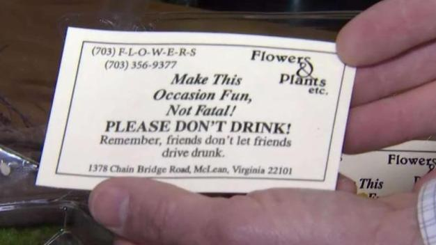 'Prom Notes' in Corsages Warn Against Drunk Driving