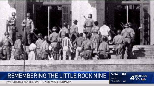 Remembering the Little Rock Nine