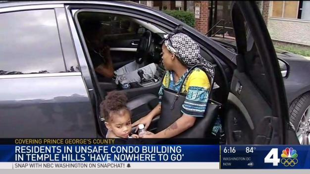 Residents Forced Out of Md. Condos Have Nowhere to Go