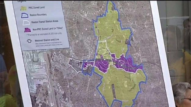 Reston Wants to Lift Population Density Limits