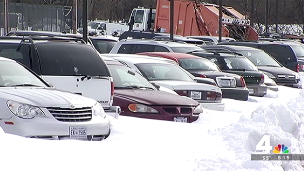 Most Snow Emergency Route Violations Were in NW DC