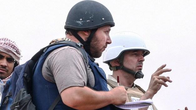 ISIS Beheads U.S. Journalist Steven Sotloff, Group Says