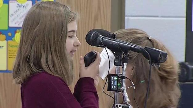 Va. Students Chat Over Ham Radio with Astronauts in Space