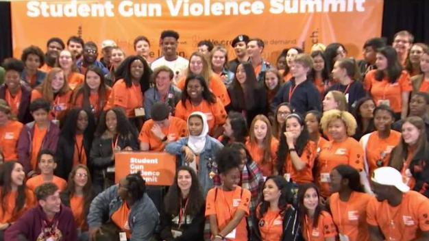 Students From Across Country Advocate for School Safety in DC