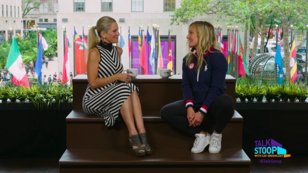 How Jamie Anderson Grounds Herself Before Competing