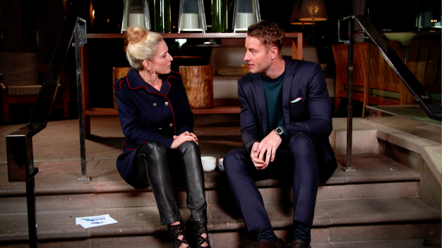 Justin Hartley Thinks He Is Fancy With His Pocket Square