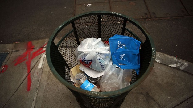 DC Woman Fined for Trash at Home Where She No Longer Lives