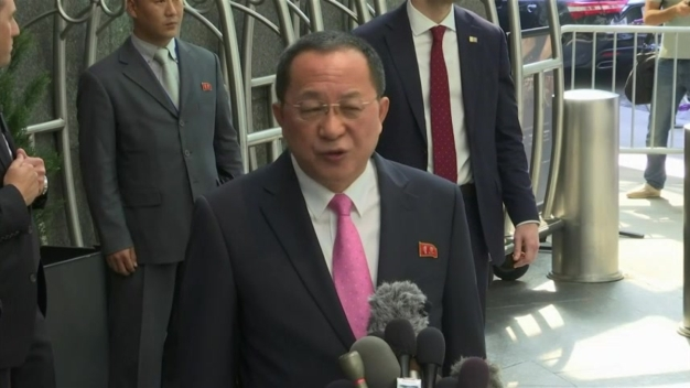 North Korean Minister: Trump Tweet Declared War