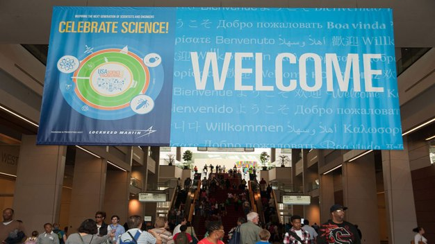 USA Science and Engineering Festival Is April 7-8