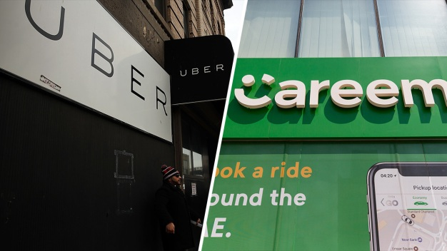Uber Acquires Mideast Competitor Careem for $3.1 Billion