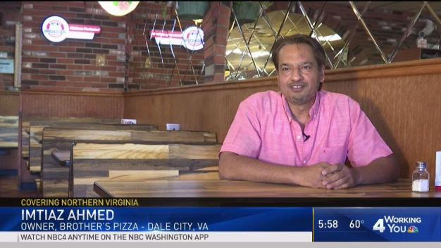 Va. Pizzeria Offers Free Slices to the Homeless