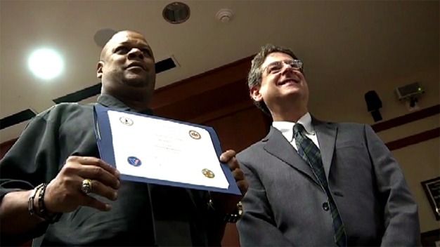Fairfax County Veterans Court Celebrates First Graduates