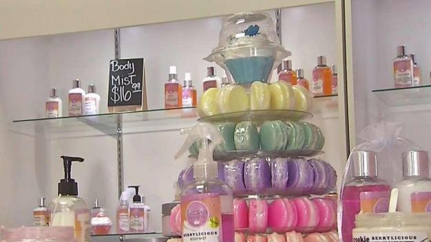 Vet Mom Opens Homemade Skin Care Store at National Harbor