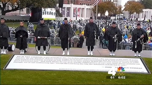 Tributes in Dallas Recall JFK's Impact