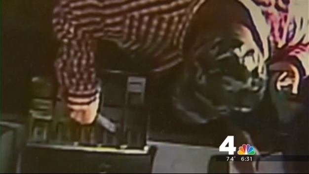 Man Arrested in Fairfax Co. Gas Station Robberies