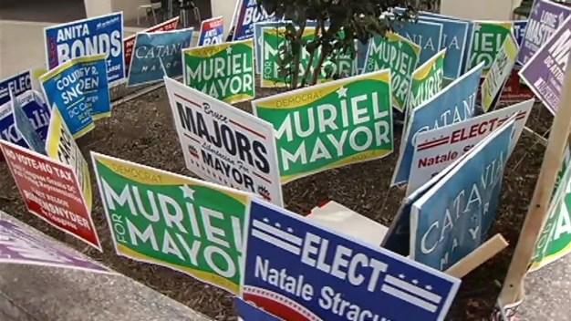 """Look Inside D.C. Election's """"Secret Room"""""""