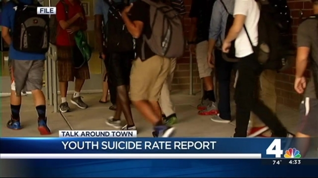 Suicide Rate Rises Among African-American Boys