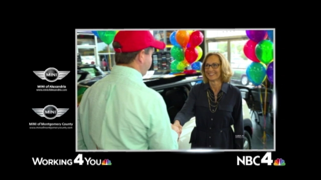 Va. Woman Is Mini Cooper Sweepstakes Winner