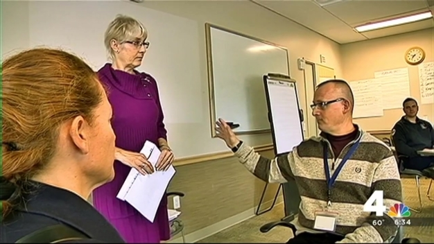 Fairfax Co. First Responders Train on Mental Health Issues