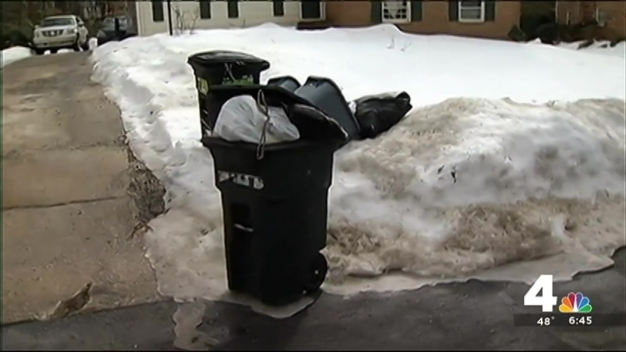 Mail Delivery, Trash Pickup Returning After Blizzard