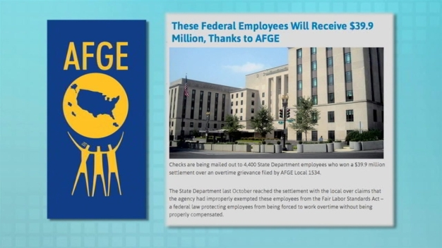 Some Federal Employees Are Owed Settlement Funds
