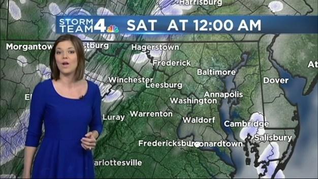Midday Forecast, Feb. 12