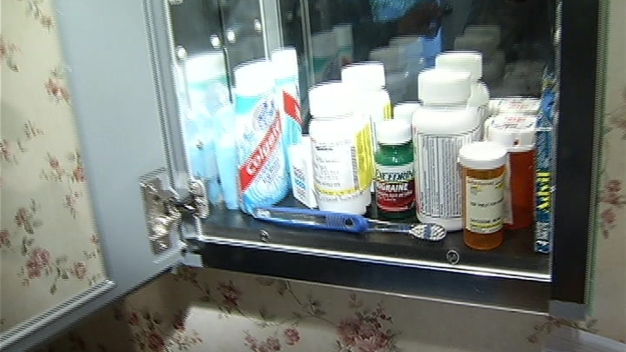 DEA Hosts Prescription Drug Take-Back Event