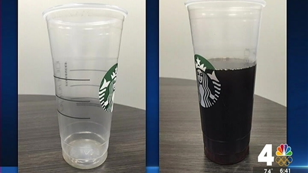 Chicago Woman Sues Starbucks for Too Much Ice in Coffee