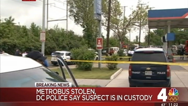Man Hijacks Metrobus; Pedestrian Fatally Struck: Police