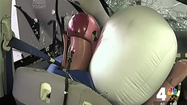 Takata Recalling 35-40 Million More Air Bag Inflators