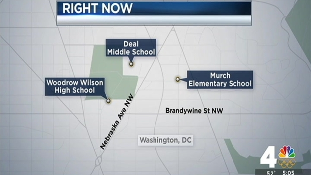 Teachers From 3 DC Schools Strike for More Money