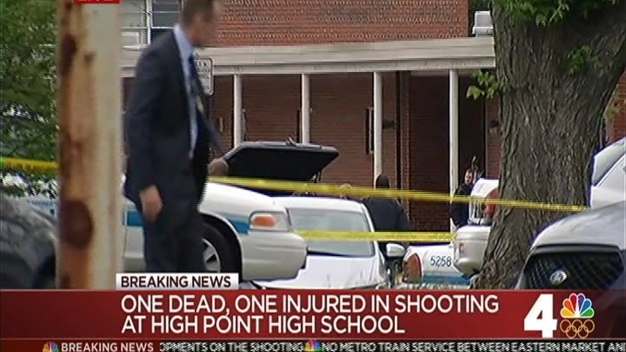 1 Dead, 1 Hurt in Shooting Outside Maryland High School