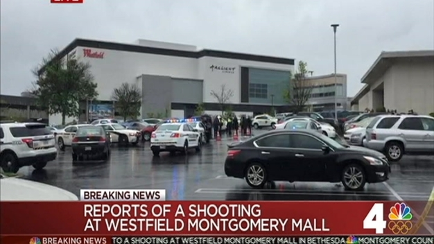 3 People Shot at Mall in Bethesda